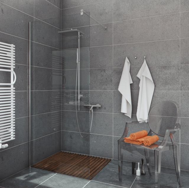 Kabiny Prysznicowe Typu Walk In Modne Rozwiązanie Do Nowoczesnych