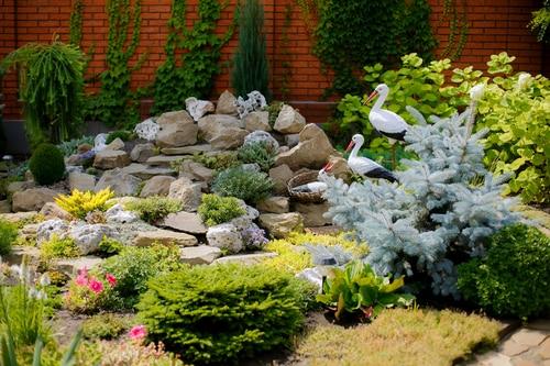 Mały Ogródek Przed Domem Jak Go Urządzić Kilka Pomysłów