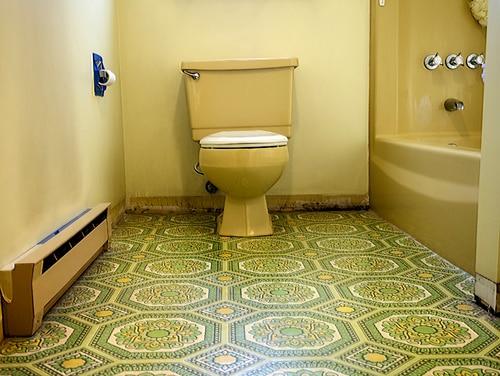 Stare Płytki W łazience Jak Je Odnowić