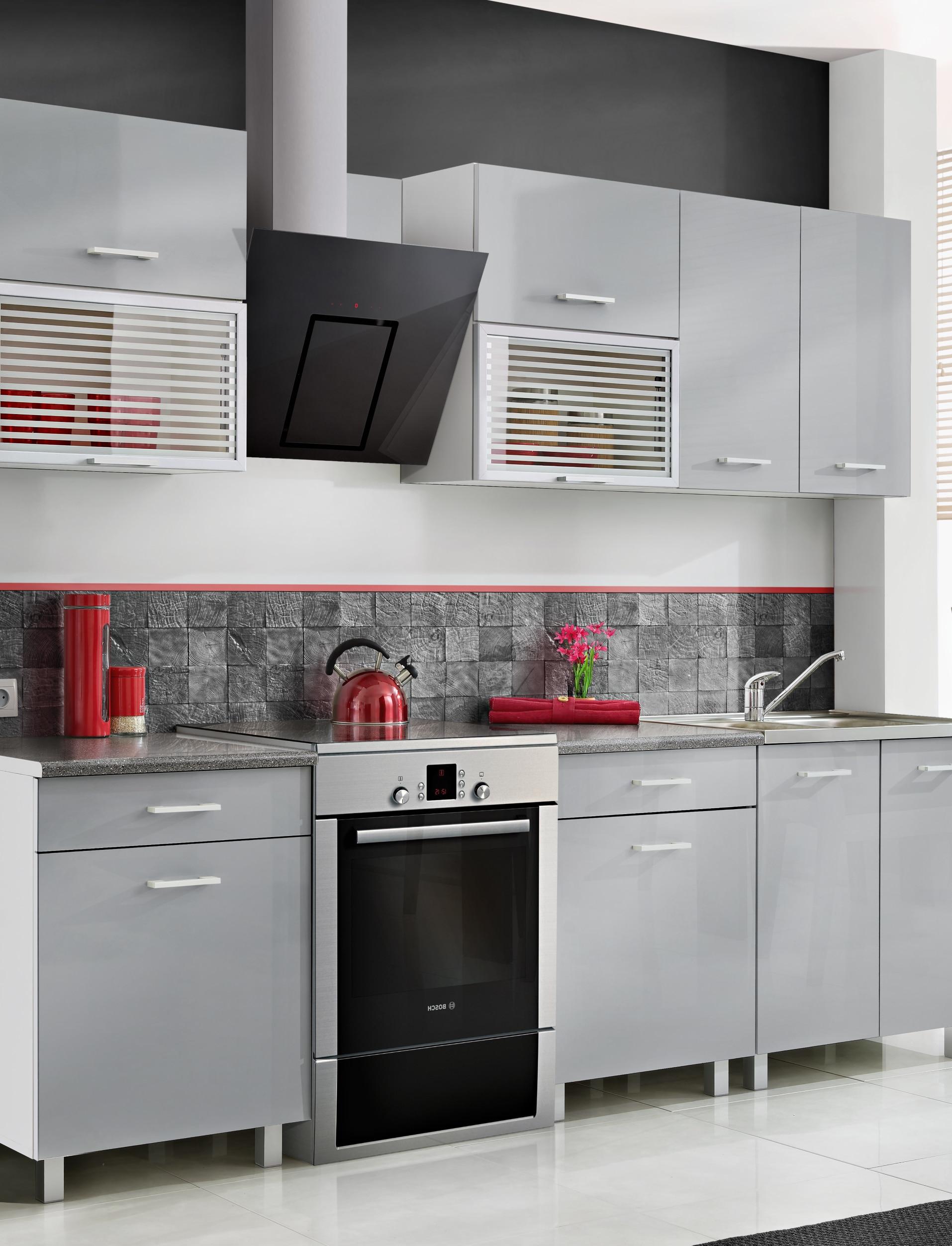 Jak tanio wyposażyć kuchnię funkcjonalnie i estetycznie  porady Leroy Merlin -> Kuchnie Inspiracje Leroy Merlin