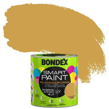 Farba wewnętrzna SMART 2,5 l Musztarda przed obiadem BONDEX