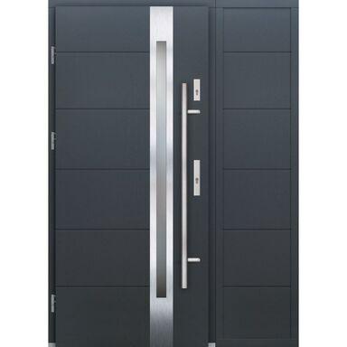 Drzwi wejściowe BELFORT Z DOSTAWKA PELNA 90Lewe ELPREMA