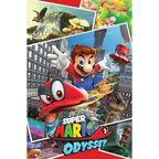 Plakat SUPER MARIO ODYSSEY 61 x 91.5 cm