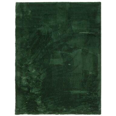 Dywan shaggy Rabbit New zielony 120 x 160 cm