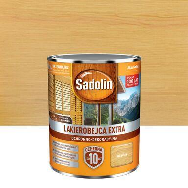 Lakierobejca do drewna Extra 0.75 l Dąb jasny Sadolin