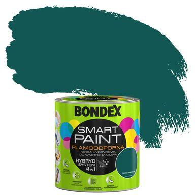 Farba wewnętrzna SMART 2,5 l Piękna esmeralda BONDEX