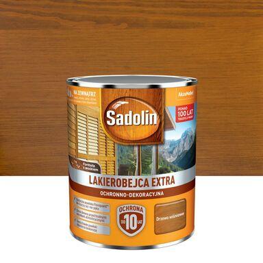 Lakierobejca do drewna Extra 0.75 l Drzewo wiśniowe Sadolin