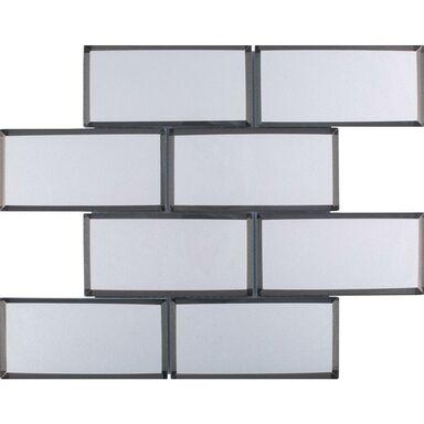 Mozaika METRO BIG SILVER 29.8 x 29.8 EUROCERAMIKA