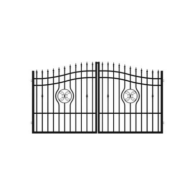 Brama dwuskrzydłowa MALAGA 300 x 160 cm POLARGOS