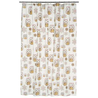 Zasłonka prysznicowa OWL SEALSKIN