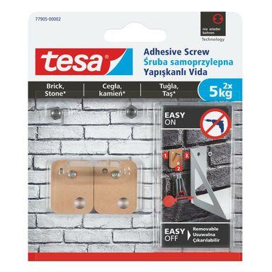 Śruba samoprzylepna SMART MOUNTING SYSTEM 2 szt. TESA
