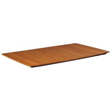 Blat do stołu ogrodowego ZOE 99 x 180 cm drewniany