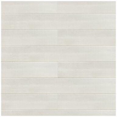 Deska elewacyjna styropianowa Biała 115 x 14 cm