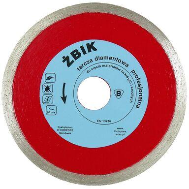 Tarcza diamentowa 230 mm ŻBIK IN CORPORE
