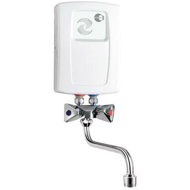 Elektryczny przepływowy ogrzewacz wody EQS2-4.4 kW EQUATION