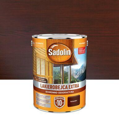 Lakierobejca do drewna Extra 5 l Palisander Sadolin