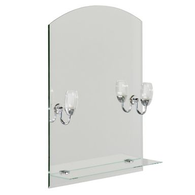 Lustro łazienkowe AMIC 50 x 70 DUBIEL VITRUM