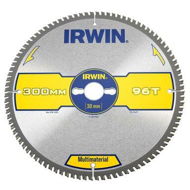 Tarcza do pilarki tarczowej 300MM/96T/30 IRWIN MULTIMATERIAL