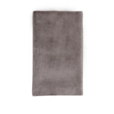 Dywan pluszowy shaggy RABBII grafitowy 80 x 140 cm