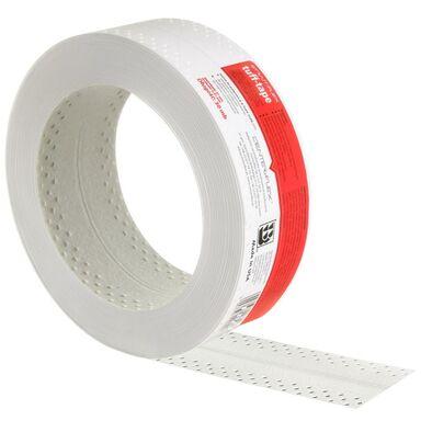 Taśma do płyt gipsowo-kartonowych Tuff-Tape czerwona 30 mb Center-Flex