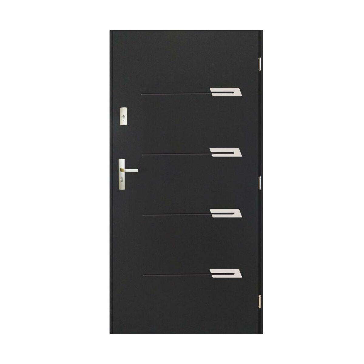 Drzwi wejściowe MONAKO 90 Prawe PANTOR