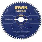 Tarcza do pilarki tarczowej 216MM/60T M/30 śr. 216 mm  60 z IRWIN MARPLES