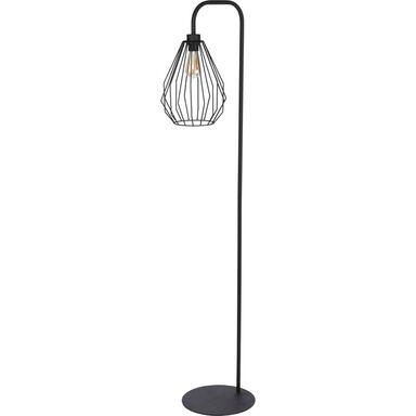 Lampa podłogowa BRYLANT czarna E27 TK LIGHTING