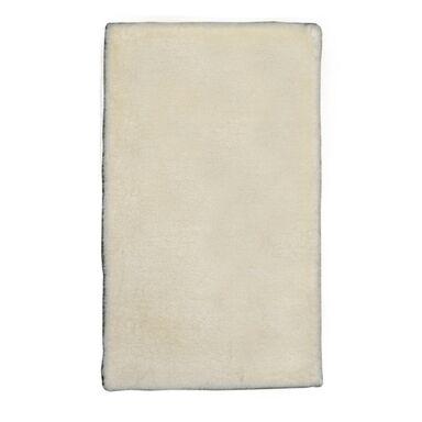 Dywan pluszowy shaggy Rabbii kremowy 60 x 100 cm