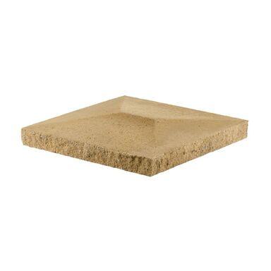 Daszek słupkowy 42 x 42 x 7 cm betonowy  GORC JONIEC
