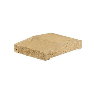 Daszek murkowy 22 x 28 x 5.5 cm betonowy  GORC JONIEC