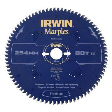 Tarcza do pilarki tarczowej 254MM/80T M/30 śr. 254 mm  80 z IRWIN MARPLES