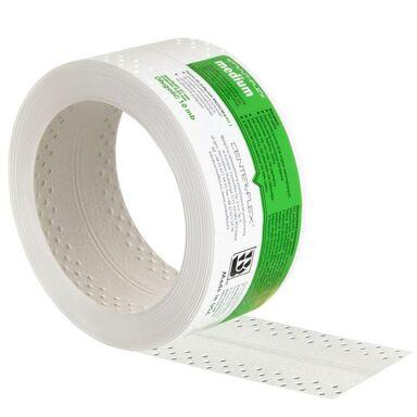 Taśma do płyt gipsowo-kartonowych medium zielona 10 mb Center-Flex