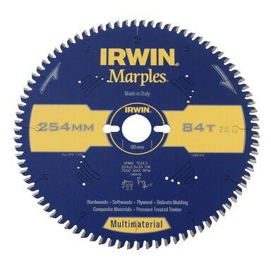 Tarcza do pilarki tarczowej 254MM/84T/30 IRWIN MARPLES MULTIMATERIAL