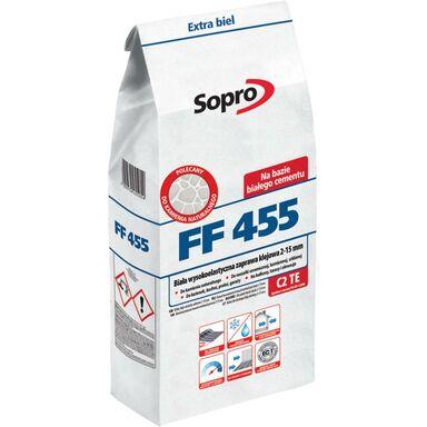 Zaprawa klejowa FF455 5 KG SOPRO