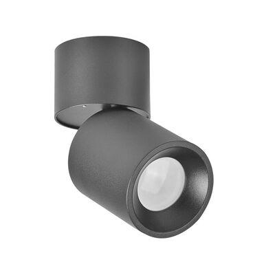 Oprawa natynkowa przegubowa NIXA czarna GU10 POLUX