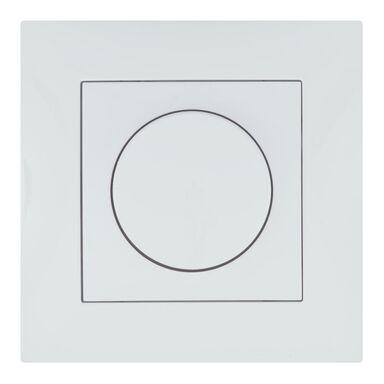 Ściemniacz przyciskowo-obrotowy CARLA  Biały  ELEKTRO-PLAST