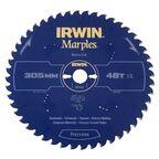Tarcza do pilarki tarczowej 305MM/48T M/30  305 mm zęby: 48 szt. IRWIN MARPLES