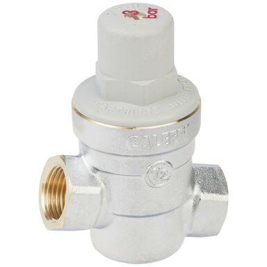 "Reduktor ciśnienia wody 1 / 2"" PN16 1 - 6 BAR CALEFFI POLAND"