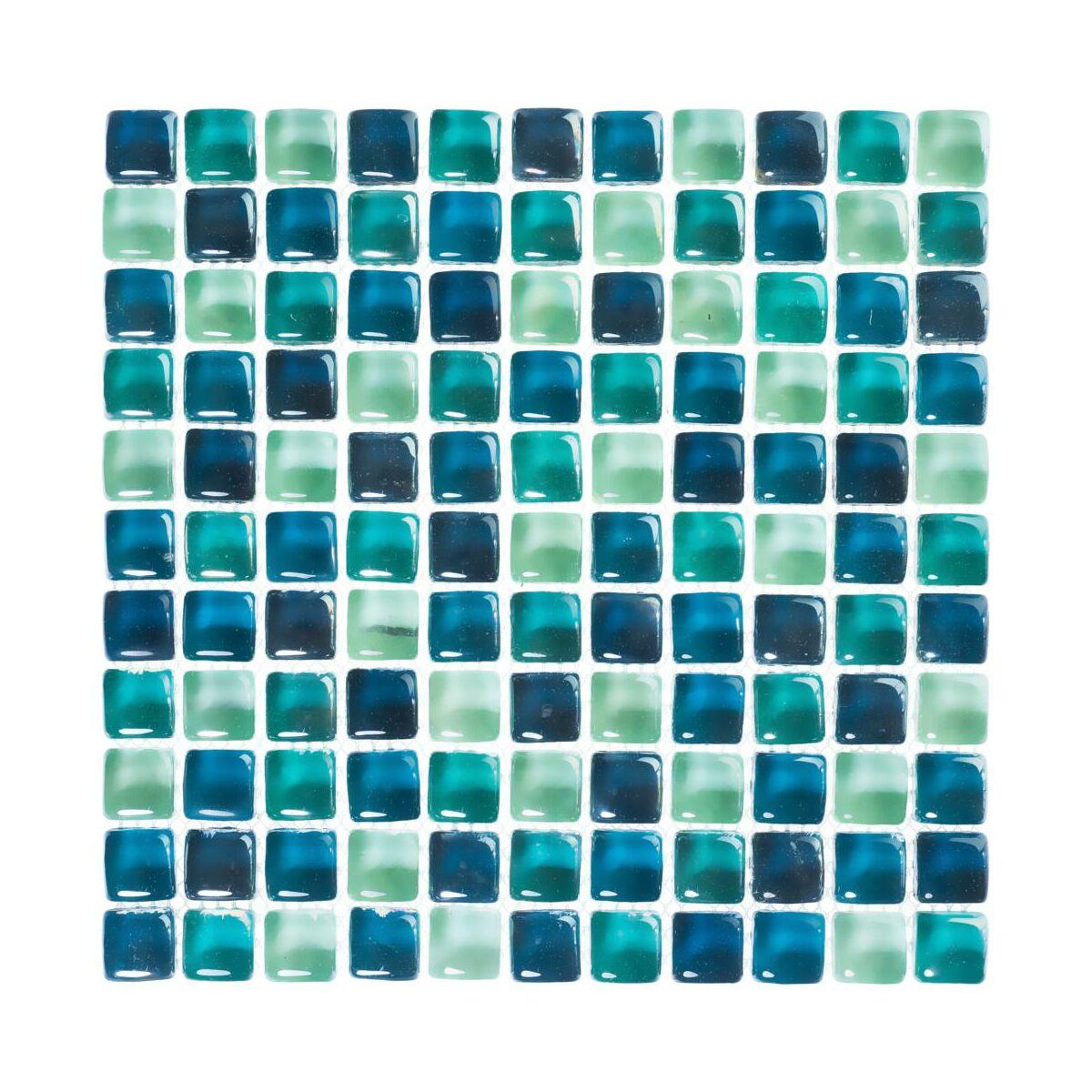 mozaika bubble szklana 30 x 30 cm glazura w atrakcyjnej cenie w sklepach leroy merlin. Black Bedroom Furniture Sets. Home Design Ideas