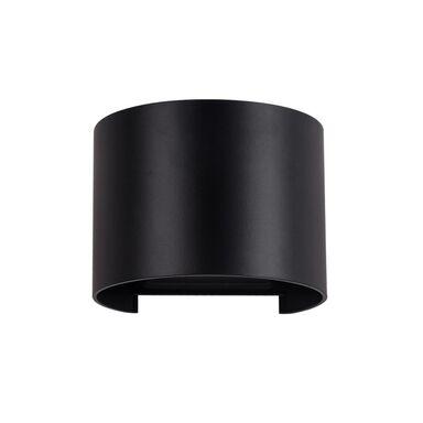 Kinkiet zewnętrzny SORENTO IP54 czarny aluminium LED ITALUX