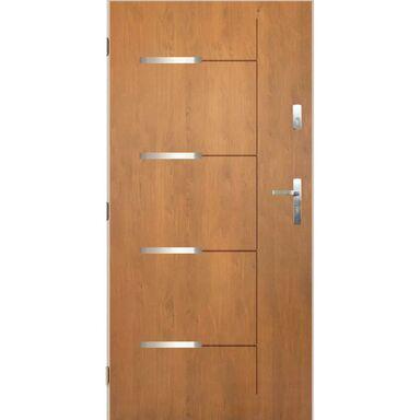 Drzwi wejściowe KRONOS 3 80 Lewe PANTOR
