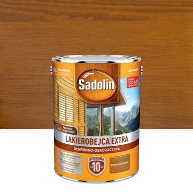 Lakierobejca do drewna Extra 5 l Drzewo wiśniowe Sadolin