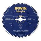 Tarcza do pilarki tarczowej 250MM/80T M/30  250 mm zęby: 80 szt. IRWIN MARPLES