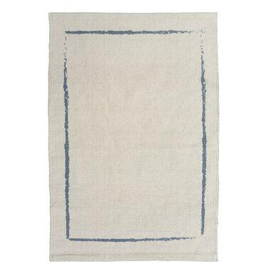 Dywanik dekoracyjny Saona kremowy 70 x 100 cm Inspire