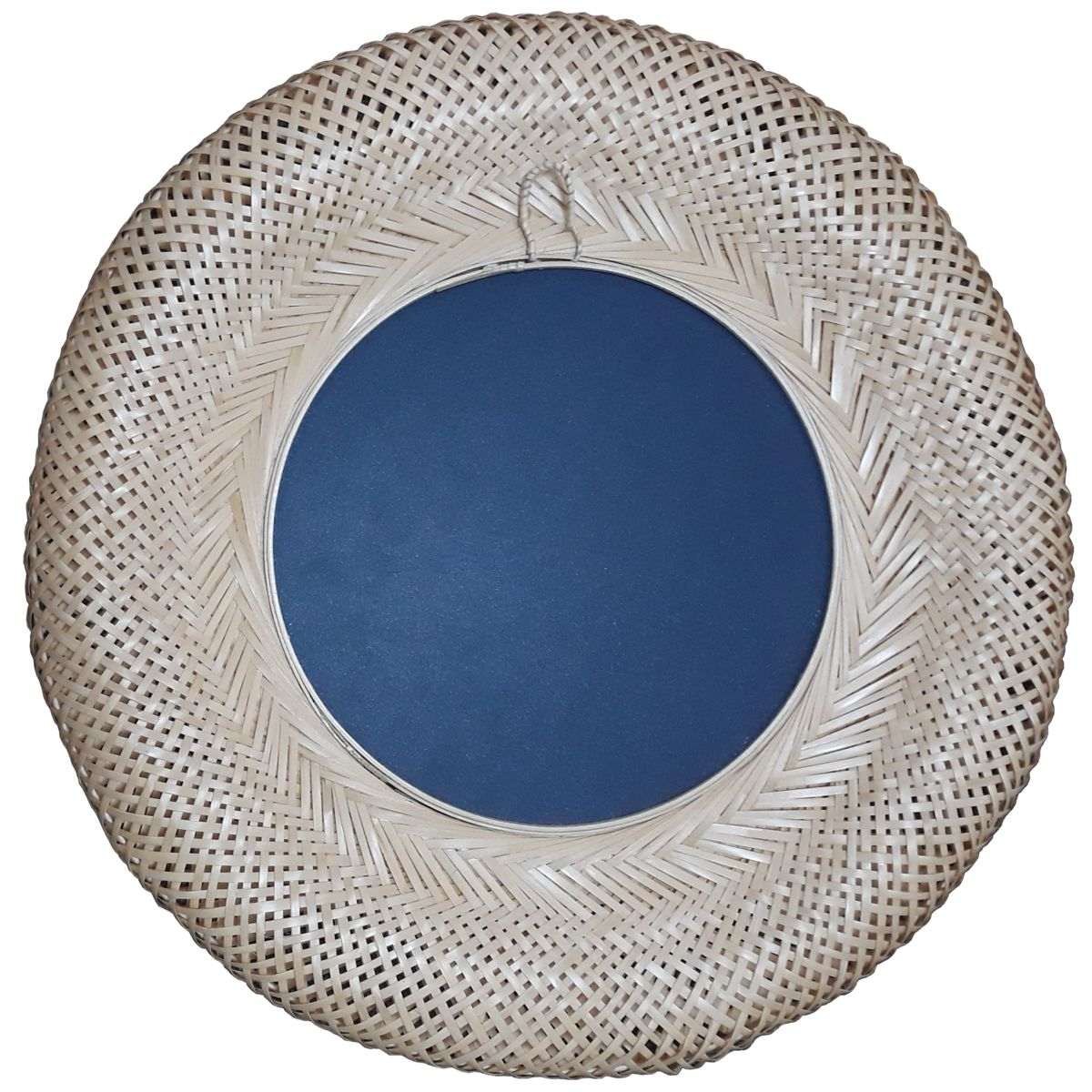 Lustro Okrągłe Utaka Natural śr 55 Cm Inspire