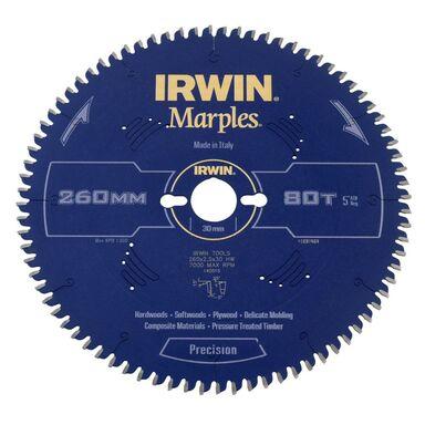 Tarcza do pilarki tarczowej 260MM/80T M/30 IRWIN MARPLES