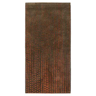 Dywan HERMES brązowy 70 x 140 cm wys. runa 6 mm IZRAEL