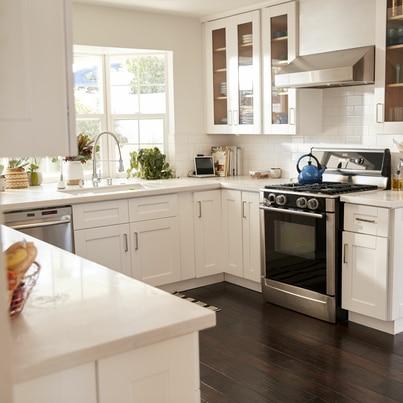 Klasyczna elegancja w kuchni