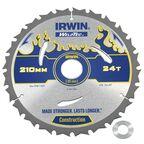 Tarcza do pilarki tarczowej 210MM/24T/30(20) IRWIN WELDTEC