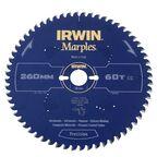 Tarcza do pilarki tarczowej 260MM/60T M/30  260 mm zęby: 60 szt. IRWIN MARPLES